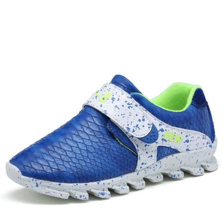 男童鞋休闲鞋夏季网面透气单网鞋中大童运动鞋男孩鞋子儿童凉鞋潮