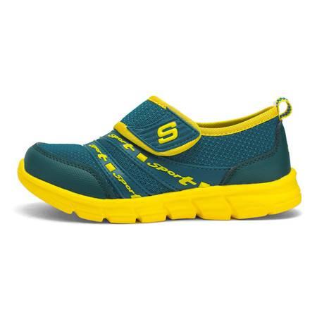 童鞋儿童网鞋男童运动鞋镂空透气春夏季中大女童休闲跑步鞋子