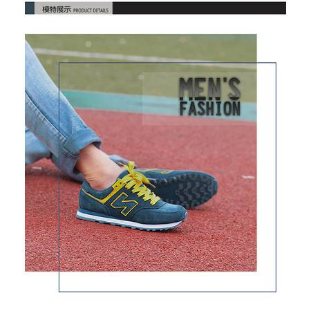新款春夏运动鞋男士跑步鞋男鞋网布休闲鞋潮鞋板鞋透气旅游鞋子男