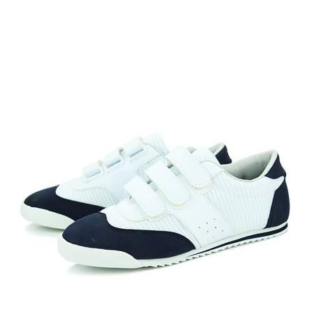 小白鞋平底浅口学生单鞋