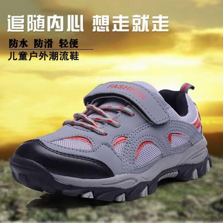 户外登山鞋 男女透气徒步鞋 耐磨户外运动鞋