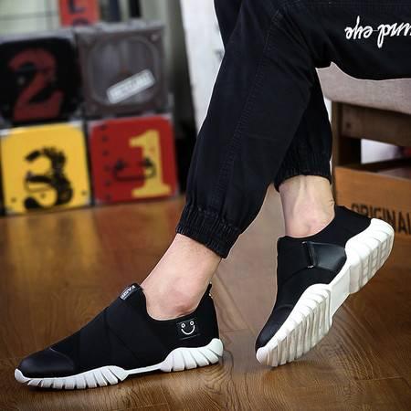 春夏季透气男鞋网面运动鞋低帮户外男士休闲鞋新款跑步鞋旅游鞋子