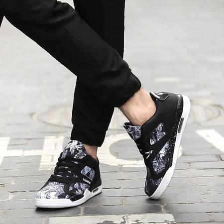 男鞋夏季跑步鞋子男士透气网面鞋旅游休闲鞋网布运动鞋男