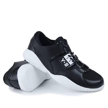 2016夏季新款男子跑步鞋 夏季轻便透气运动鞋男士跑鞋男