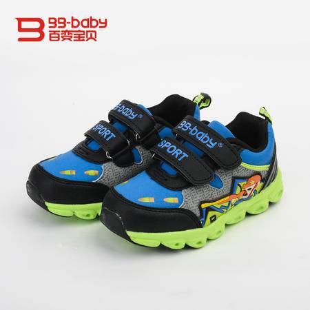 男童网鞋男童鞋夏季透气跑步鞋防滑透气童鞋