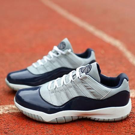 春季热销正品篮球鞋减震网面透气篮球鞋