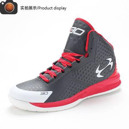 2016篮球鞋男春夏季透气青少年运动鞋品牌中学生板鞋高帮减震战靴