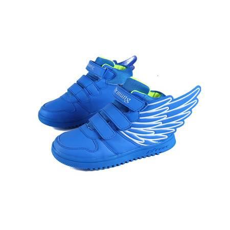  儿童翅膀鞋街舞跑酷潮童鞋男童女童运动鞋