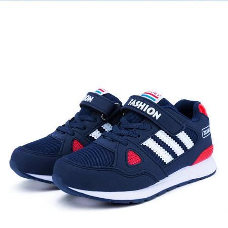 春秋季男童运动鞋2016新款休闲小孩子跑步鞋