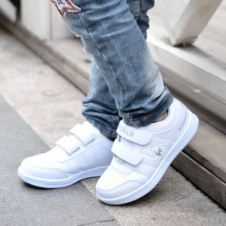 男童小白鞋女童板鞋儿童运动鞋春秋新款