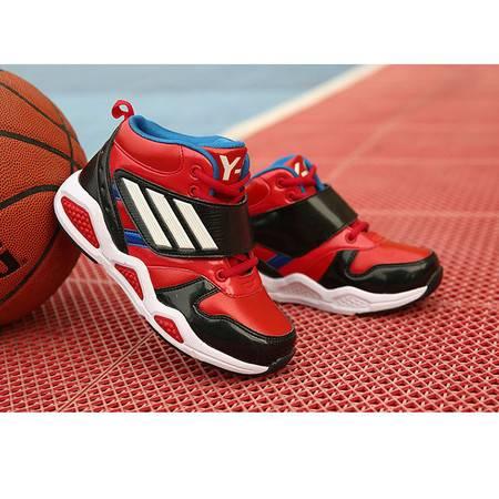 男童篮球鞋儿童透气夏季新款中大童学生耐磨防滑运动鞋