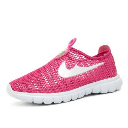 2016夏季新款镂空透气防滑软底女童男童鞋子