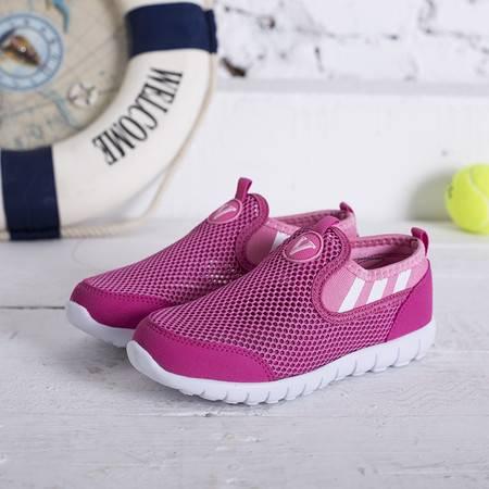 童鞋男童鞋网布儿童鞋网鞋男童网鞋夏季透气网面运动鞋女童网眼鞋