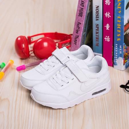 ۺ2016春款运动鞋女童鞋儿童跑步鞋休闲小白鞋