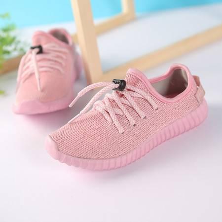 儿童运动鞋男女童板鞋轻便跑步鞋潮鞋椰子鞋
