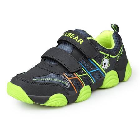 童鞋运动鞋男童鞋子春秋季小孩透气休闲鞋儿童单网面夏
