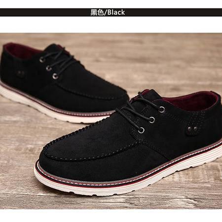 夏季黑色复古男士马丁靴切尔西增高短靴英伦风真皮透气低帮潮靴夏