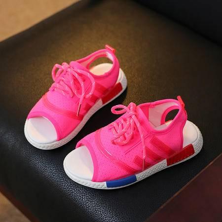 2016夏季儿童凉鞋男女童鞋男童鞋沙滩鞋