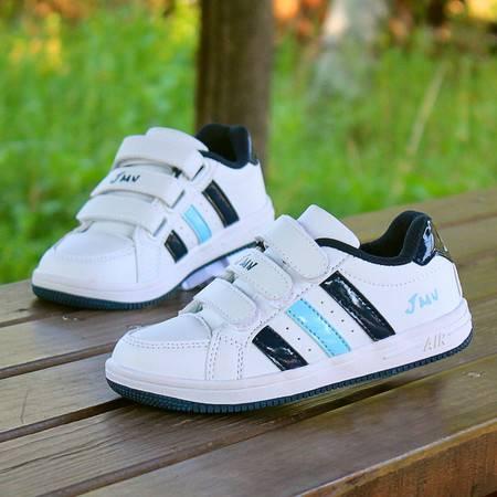 夏款白色男童板鞋儿童运动透气网鞋潮童休闲鞋女童单鞋宝宝跑步鞋