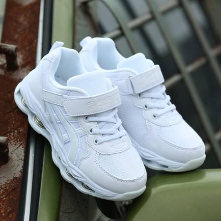 弹簧鞋男童鞋透气网面鞋运动鞋中大童跑步鞋