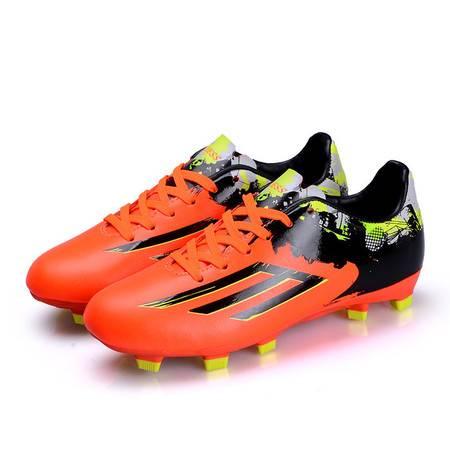 青少年儿童足球鞋训练鞋室外防滑耐磨休闲鞋