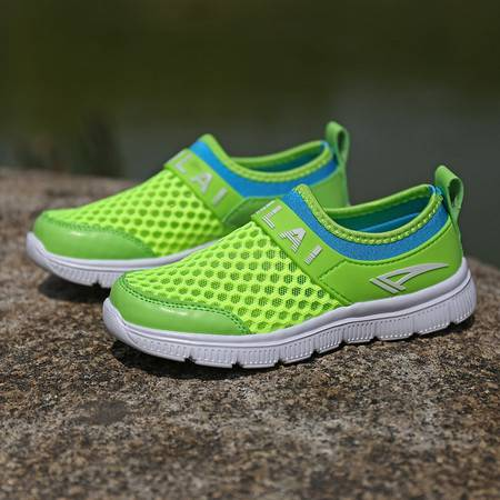 春夏季新款儿童网鞋透气大男女童运动鞋跑步鞋