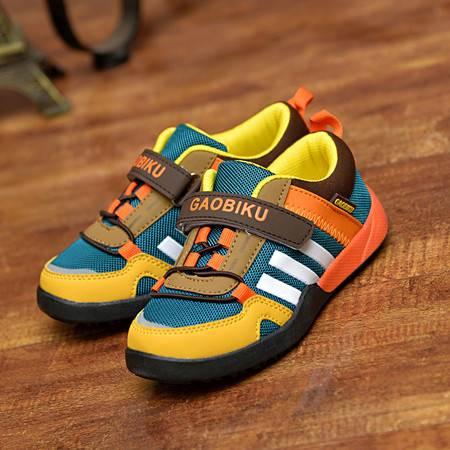 2016夏季新款学生运动鞋儿童防滑跑步鞋透气休闲鞋小童鞋大童鞋