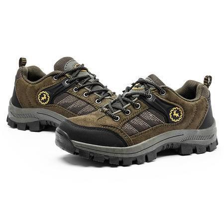 春夏款男女登山鞋防滑耐磨 越野徒步情侣鞋轻便透气舒适户外鞋