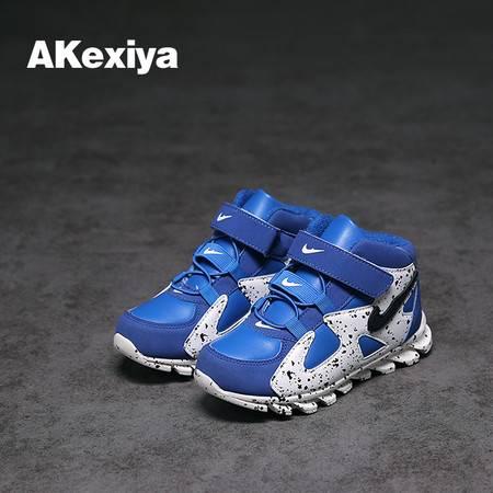 韩版2016春秋季新款运动鞋男童网布鞋透气童鞋防滑儿童网鞋英伦潮