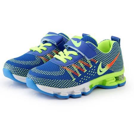 女童鞋儿童跑步运动鞋春秋夏季新款男童单鞋网鞋透气中大童休闲鞋