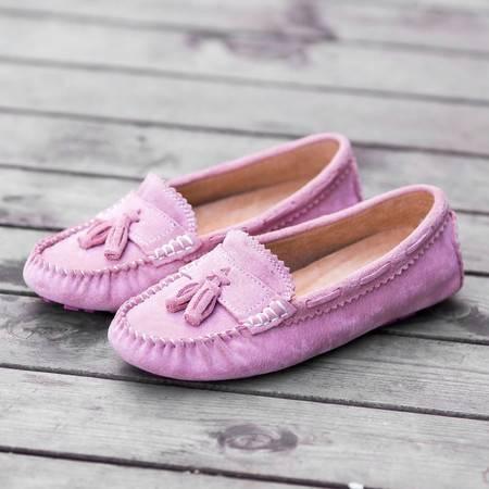 2016夏季新款透气豆豆鞋 女鞋子 真皮磨砂休闲鞋韩版潮流英伦低帮