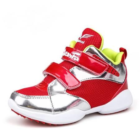 儿童减震运动鞋网面童鞋春夏款女童跑步休闲鞋中小童潮鞋轻便跑鞋
