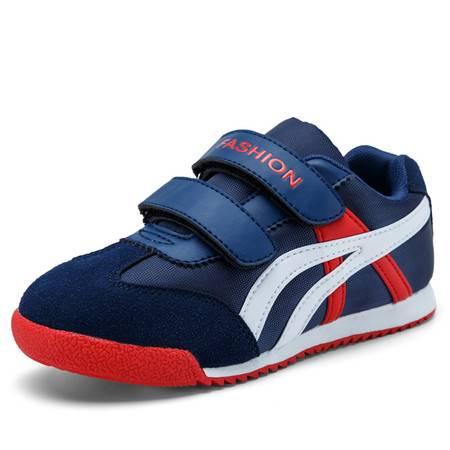 2016春季新款儿童鞋 女童休闲板鞋男童运动鞋中大童学生鞋 跑步鞋