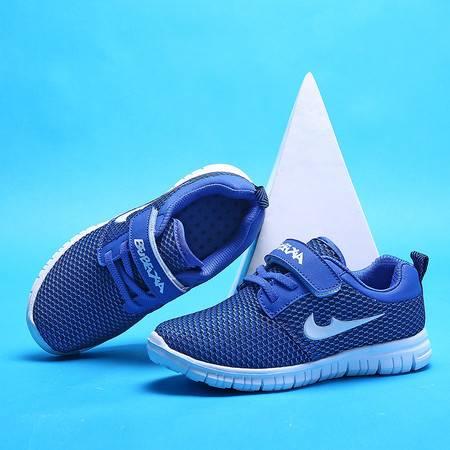 男童夏网面2016运动潮透气男孩鞋子凉鞋10小学生13岁夏季大童网鞋
