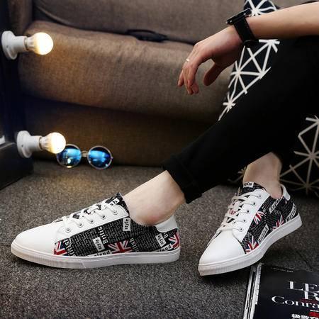 夏季时尚金色鞋子男士个性韩版潮鞋青春潮流运动休闲百搭学生板鞋