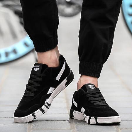 2016新品春季男士运动休闲鞋韩版潮流板鞋透气学生跑步鞋板鞋男鞋