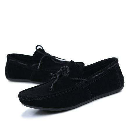 2016年夏季新款英伦韩版时尚潮流男士休闲鞋男驾车懒人豆豆鞋