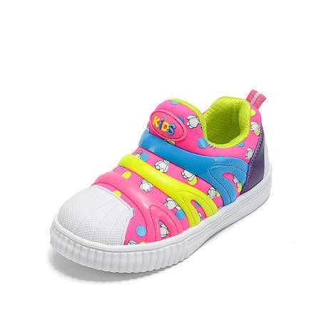 CE2016春秋儿童鞋女童鞋7休闲板鞋9 ABC童鞋10男童单鞋11运动鞋12岁