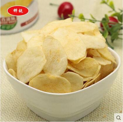 休闲零食美味马铃薯脆片精美袋装50g香辣味