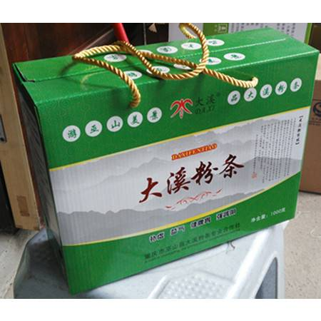巫山特产 大溪粉条 (1kg)