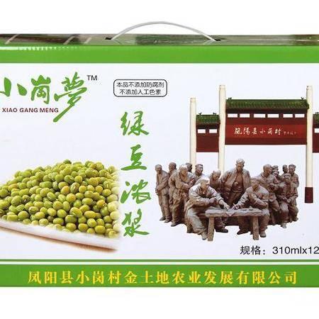 小岗梦绿豆浓浆(310ml*12)