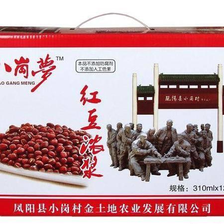 小岗梦红豆浓浆(240ml*12)
