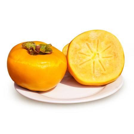 建始阳丰甜柿 新鲜采摘甜柿生吃脆柿子6斤装