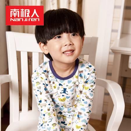 南极人精棉时尚印花少儿装小童  N1220AX