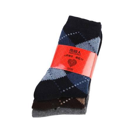 南极人 男女款秋冬保暖袜六双装 YKX005-6/YKX006-6