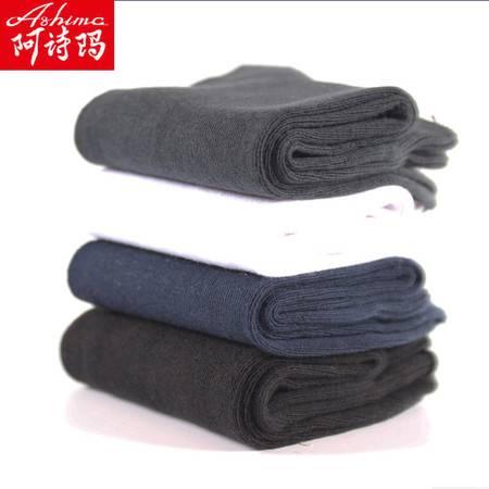 阿诗玛 5双装男士棉袜
