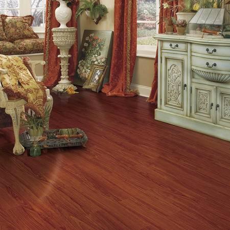 欣润家地板 强化复合木地板 HD3113 高光亮面耐磨适用地暖防水