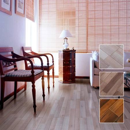 欣润家强化复合木地板HW系列 封蜡处理 耐磨地暖