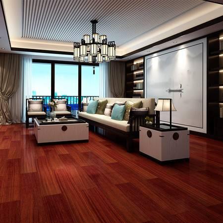 欣润家多层实木地板绿韵桑木AH9196H 平面15mm多层实木地板