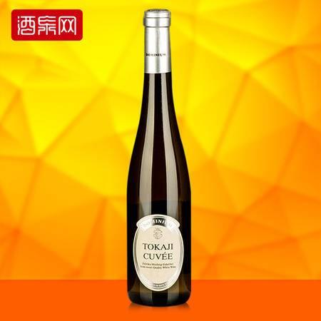 匈牙利原瓶进口 Tokaji 潘诺托卡伊半甜白葡萄酒 500ml